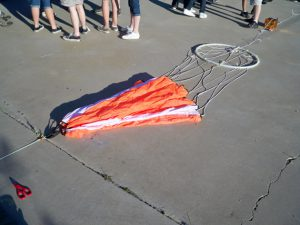 Balloon Figure 4 Parachute