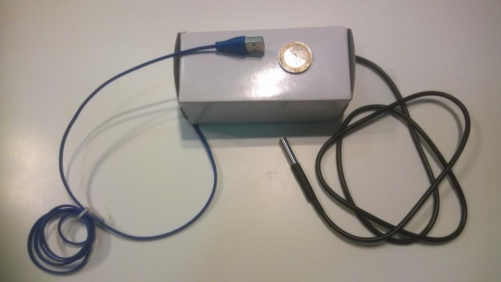 temperature logger Figure 1